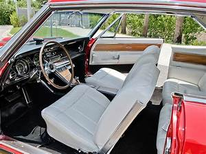 1965 Buick Riviera Interior And Engines