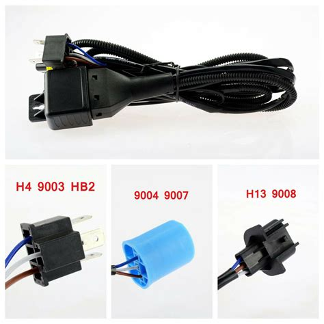 Hid Xenon Relay Harness Wiring Controller