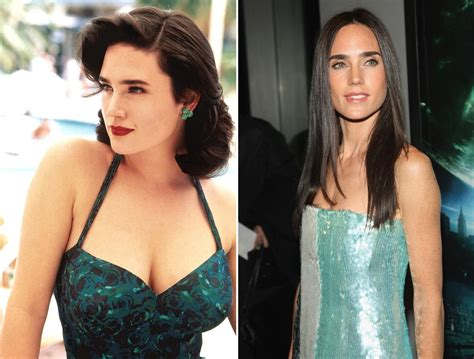 Jennifer Connelly Photos Stars Who Have Undergone Life