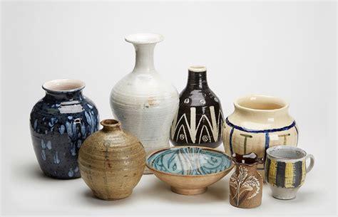 unsual ewenny stuido pottery drip glaze vase   ebay
