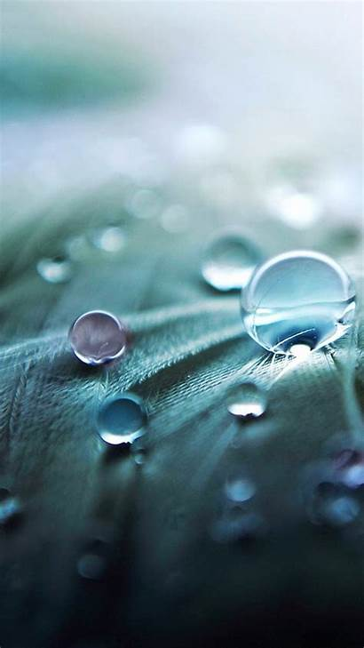 Iphone Plus Retina Water Drop Wallpapers Background