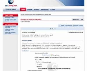 Offre D Emploi Perpignan Pole Emploi : p le emploi propose de devenir entra neur d un club de ~ Dailycaller-alerts.com Idées de Décoration