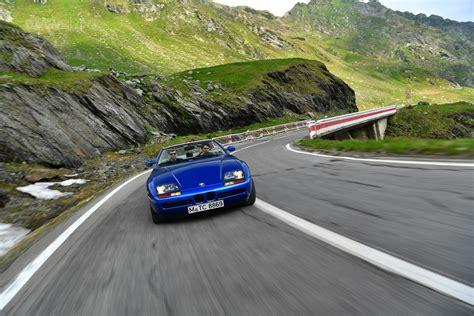 All Cars NZ: 1991 BMW Z1 Art Car by A. R. Penck