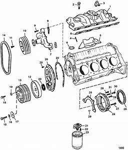 Wiring Diagram For A 350 Chevy Mercruiser Motor