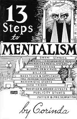Thirteen Steps To Mentalism - Wikipedia