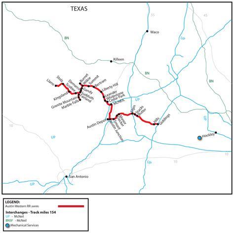 Austin Western Railroad (AWRR) - Watco Companies