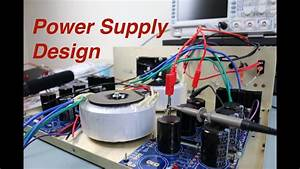 18  Unregulated Power Supply For A Power Amp