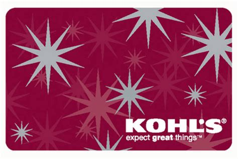 Save with kohl`s charge card. Giveaway! $100 Kohl's Gift Card - Back To School ~ Planet Weidknecht