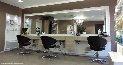 comptoir coiffure salons de coiffure simon agencement vosges conception