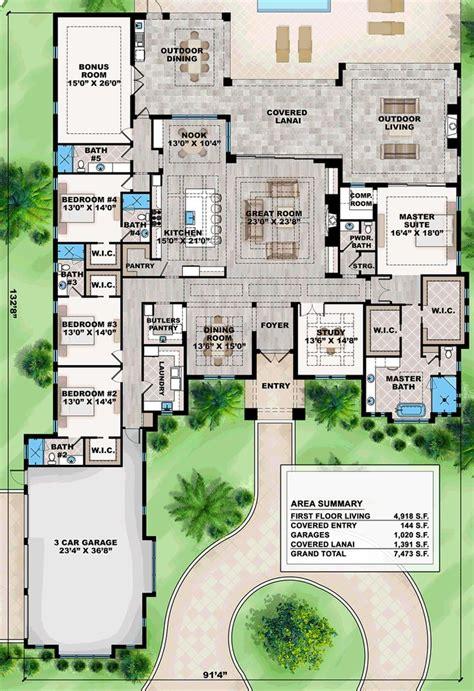 mediterranean mansion floor plans 25 best ideas about coastal house plans on