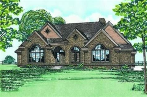 Country Style House Plan 4 Beds 4 Baths 3247 Sq/Ft Plan