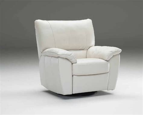 Natuzzi Leather Swivel Chair For Office