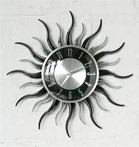 Decorative, Fancy, Wall, Clocks, U2013, Homesfeed