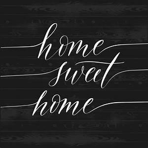 Home Sweet Home Schriftzug : hand skizzierte nach hause sweet home schriftzug poster premium vektor ~ A.2002-acura-tl-radio.info Haus und Dekorationen