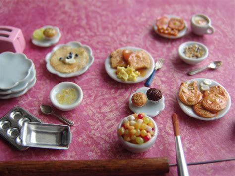 cuisine miniature miniature food polymer clay pixshark com images