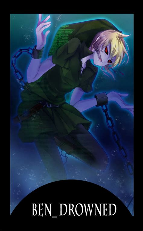 Ben Drowned Anime Wallpaper - ben drowned creepypasta mobile wallpaper 1638212