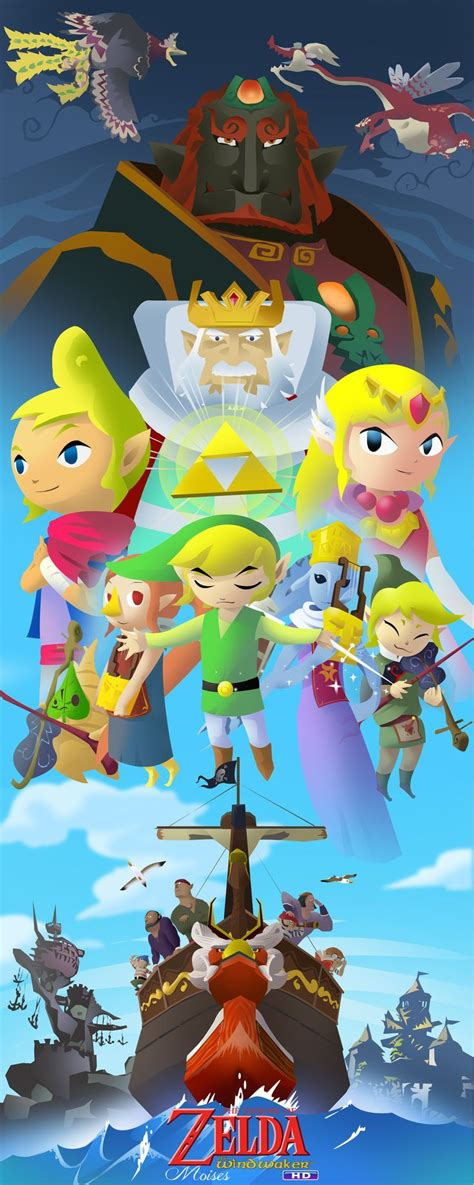 Best 25 Wind Waker Ideas On Pinterest Zelda Legend Of