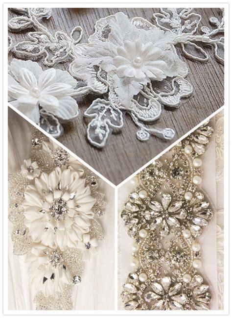 Those Equisite Detailed Embellishments On Bridal Dresses