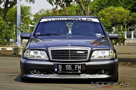 Modifikasi Mercedes B Class by Mercedes C200 W202 Modified Cars Modifikasi