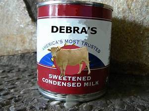 Homemade Sweetened Condensed Milk Recipe 2 | Just A Pinch ...