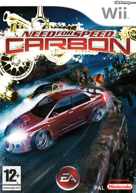 telecharger need for speed carbon wii gratuit
