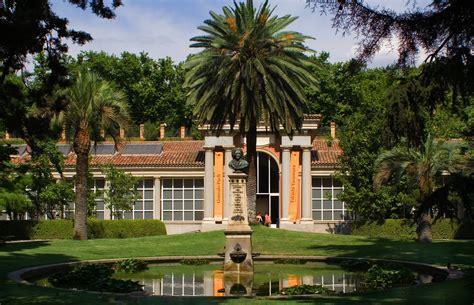Sabatini Gardens by Madrid Botanical Garden Real Jardin Botanico