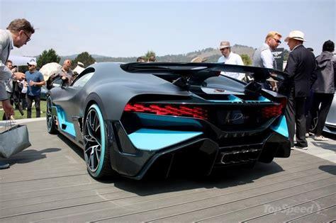 2019 bugatti la voiture pricing. 2019 Bugatti Divo   Top Speed