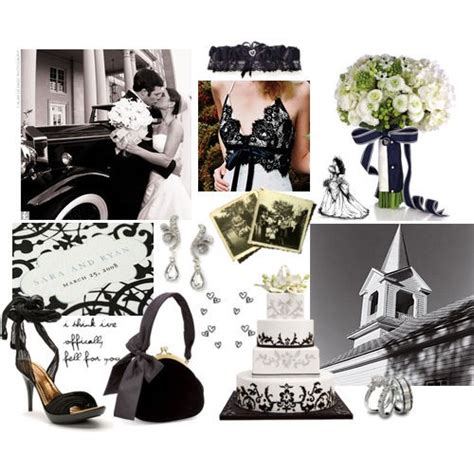 decoration mariage noir et blanc ideas glam rocks noir glam rocks black vintage glam