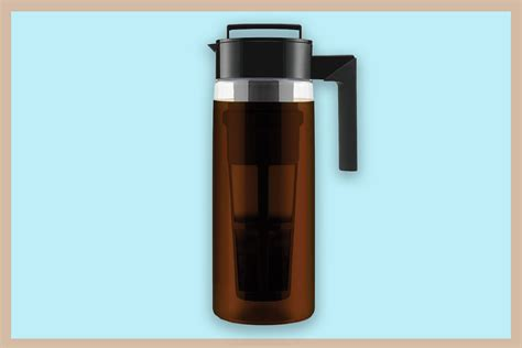 Unplug the machine for several minutes the ability to brew coffee, tea, and hot cocoa is especially helpful in satisfying everyone in need of a hot beverage. Cyber Monday 2020: Takeya Cold Brew Coffee Maker | Travel + Leisure