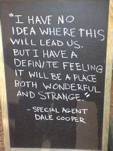 Fire Walk With ... David Cooper Quotes