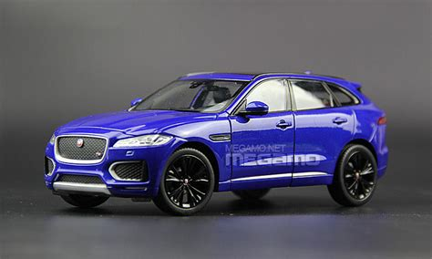 welly fx jaguar  pace
