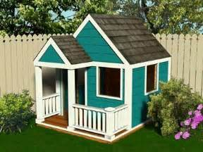 front porch plans free playhouse plan with a front porch
