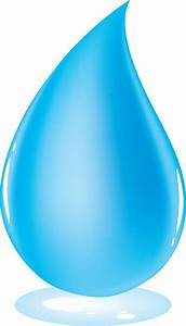 Cartoon Water Drop - Cliparts.co