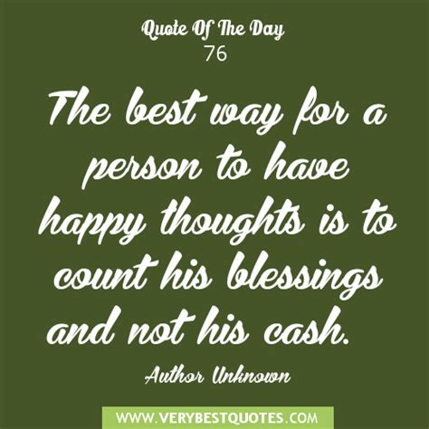 Quote For The Day Thought For The Day Quotes Quotesgram