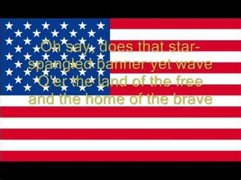 cuisine des etats unis hymne national des états unis