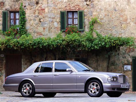 Bentley Arnage Red Label 1999–2002 Wallpapers (2048x1536