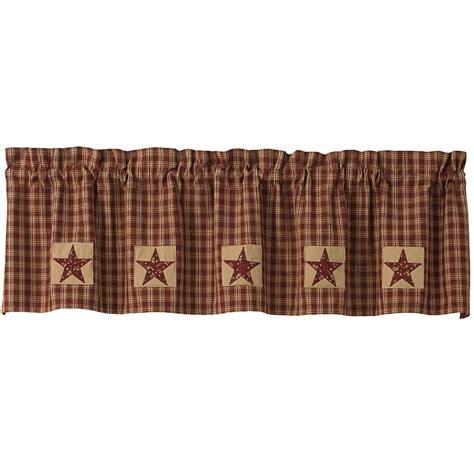 Sturbridge Curtains Park Designs Curtains by Sturbridge Patch Lined Valance By Park Designs Black