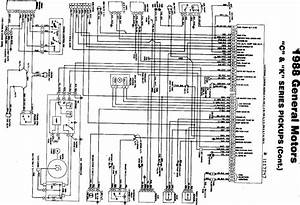 1989 Chevy 2500 Radio Wiring Diagram