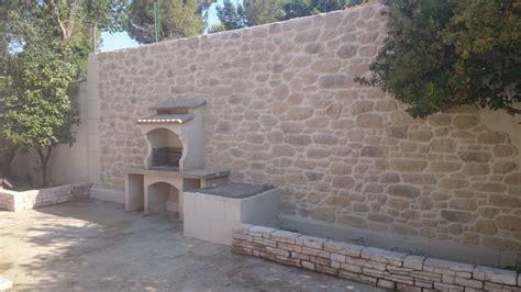 renovation mur en exterieur cuisine derni 195 168 res r 195 169 alisations stonart mur fausse prix mur fausse apparente