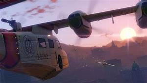 Smuggler's Run Update for Grand Theft Auto Online Is Now Live