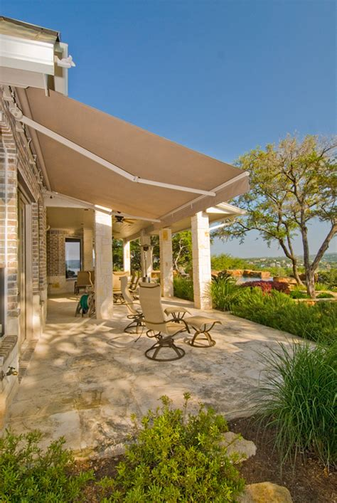sneak peek medium retractable patio awnings sun