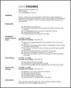Culinary Resume Exles by Exle Of A Cv Mod 232 Le Cv Cv Student Cv
