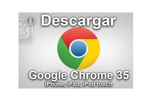 descargar chrome tweak ios 8.2
