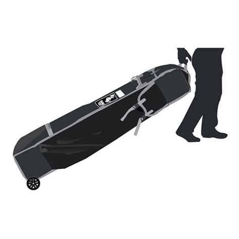 rolling bag reviews heavy duty tent rolling bag 20x10 athletic event supply
