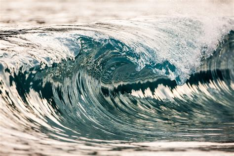 waves, Nature, Sea, Water Wallpapers HD / Desktop and ...