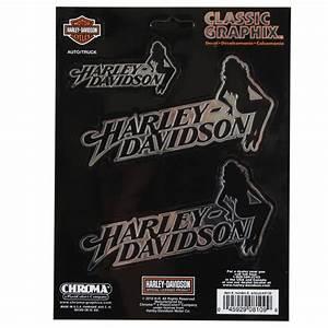 Harley Davidson Aufkleber : biker harley davidson hd sitting lady emblem aufkleber ~ Jslefanu.com Haus und Dekorationen