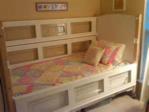 original inspiration came from the farmhouse bed from