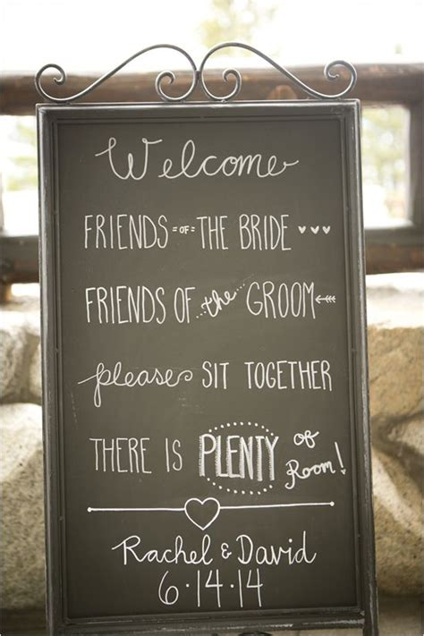 awesome wedding signs youll love deer pearl flowers
