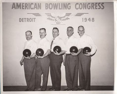 portrait collection american bowling congress
