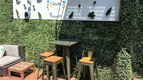 Jardin En Ville Marseille by Un Jardin En Ville In Marseille Restaurant Reviews Menu
